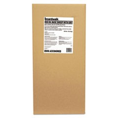 Oil-Based Sweeping Compound, Grit, Red, 100lbs, Box