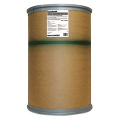 Oil-Based Sweeping Compound, Grit, Red, 300lbs, Drum