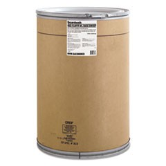 Oil-Based Sweeping Compound, Grit-Free, Red, 150lbs Drum