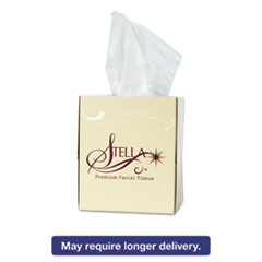TISSUE,FACIAL,2PLY,WH