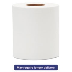 Windsor Place Center Pull Towels, 2-Ply, 8 x 9, White, 500/Roll, 6/Carton