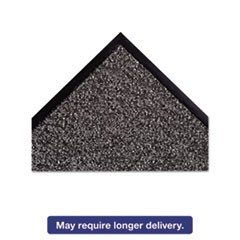 "Dust-Star Microfiber Wiper Mat, 36"" x 120"", Charcoal"