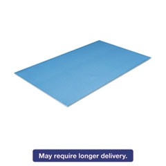 Crowncomfort King Anti-Fatigue Mat, Zedlan, 36 X 60, Royal Blue