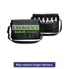 Emergency Eyesaline Personal Personal Travel Bag