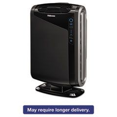 Air Purifiers, HEPA and Carbon Filtration, 300-600 sq ft Room Capacity, Black