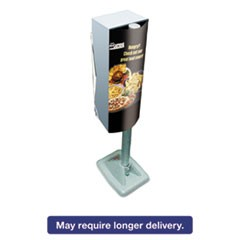 Mega Cartridge Napkin System Dispenser, 8 3/4 x 6 3/8 x 23 1/4, Gray