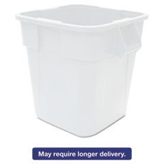 CONTAINER,SQ,40GAL,WH