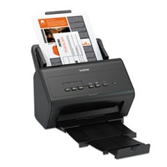 Brotherads3000N High-Speed Network Document Scanner For Mid- To Large-Size Workgroups