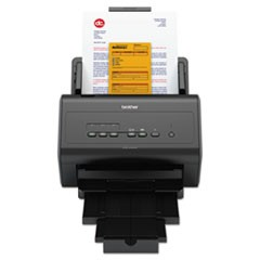 Brotherads2400N Network Document Scanner For Mid- To Large-Size Workgroups