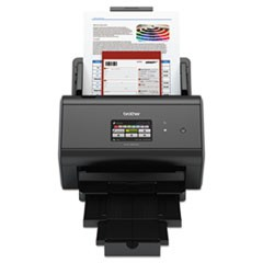 Brotherads2800W Wireless Document Scanner For Mid- To Large-Size Workgroups