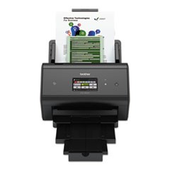 Brotherads3600W High-Speed Wireless Document Scanner For Mid- To Large-Size Workgroups