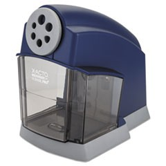 School Pro Classroom Electric Pencil Sharpener, Blue/Gray