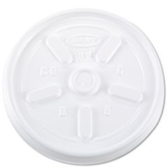 LID,F/10OZ,CUP,10/100,WH