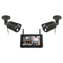 UDR777HD 1080p Home Security and Video Monitoring System with Two Cameras