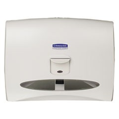 Personal Seats Toilet Seat Cover Dispenser, 17 1/2 x 2 1/4 x 13 1/4, White