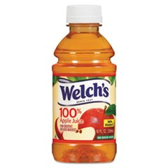 100% Apple Juice, 10 oz., 24/Carton