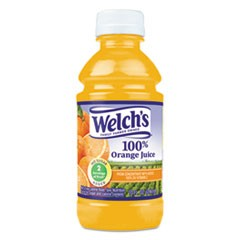 100% Orange Juice, 10 oz., 24/Carton