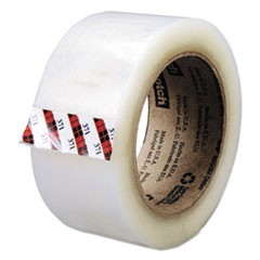 "Box Sealing Tape, 48 mm x 100 m, 3"" Core, Clear, 36/Carton"