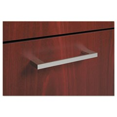 BL Series Field Installed Arched Bridge Pull, Arch, 4.25w x 0.75d x 0.38h, Polished, 2/Carton
