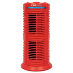 TPP220M HEPA-Type Air Purifier, 70 sq ft Room Capacity, Red