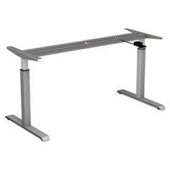 Pneumatic Height-Adjustable Table Base, 26 1/4