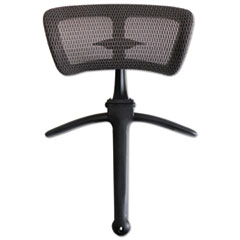 Alera EQ Series Headrest, Mesh, 13w x 4.5d x 6.25h, Black