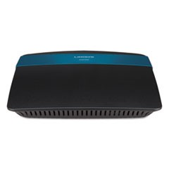 N600 Dual-Band Wireless Router, 4 Ports, 2.4 GHz/5 GHz