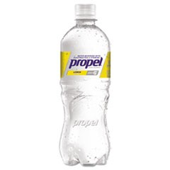 Propel Fitness Water Flavored Water, Lemon, Bottle, 500Ml, 24/Carton