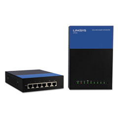 Business Gigabit VPN Routers, 6 Ports