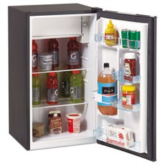 Avanti3.3 Cu.Ft Refrigerator With Chiller Compartment, Black