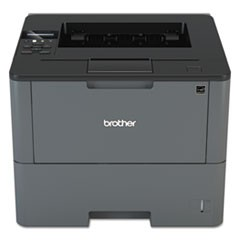 HL-L6200DW Business Monochrome Wireless Laser Printer, Automatic Duplex Printing