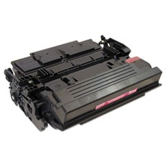 0281676001 287X High-Yield MICR Toner Secure, 18000 Page-Yield, Black