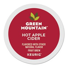 Green Mountain Hot Apple Cider K-Cups, 24/Box