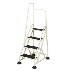LADDER,4STEP,HND RAIL,BG