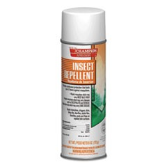 Champion Sprayon Insect Repellent, 6 oz Aerosol, 12/Carton