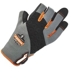 ProFlex 720 Heavy-Duty Framing Gloves, Gray, X-Large, 1 Pair