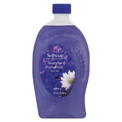 Liquid Hand Soap Refill, Lavender & Chamomile, 32 oz Bottle, 6/Carton