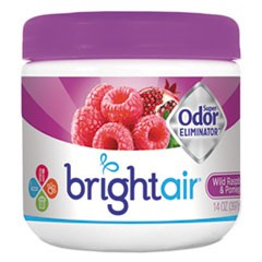 Super Odor Eliminator, Wild Raspberry & Pomegranate, 14 oz Jar
