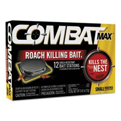 Small Roach Bait, 12/PK, 12 PK/CT
