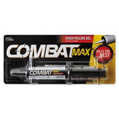 Combat Source Kill Max Roach Killing Gel, 1.6Oz Syringe, 12/Carton