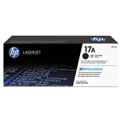 HP 17A, (CF217A) Black Original LaserJet Toner Cartridge