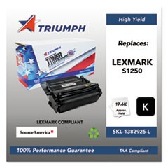 751000NSH0207 Remanufactured 1382625 High-Yield Toner, Black