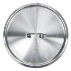 Stock Pot Cover, Aluminum, 14 1/2