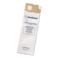 Vacuum Filter Bags Designed to Fit Windsor Versamatic, 100/CT