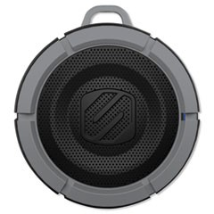 boomBOUY Rugged Waterproof Wireless Speaker, Black