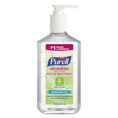 SANITIZER,GREEN,12OZ