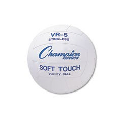 Rubber Sports Ball, For Volleyball, Official Size, White