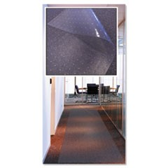 Long & Strong Floor Protectors, 27 x 144, Clear