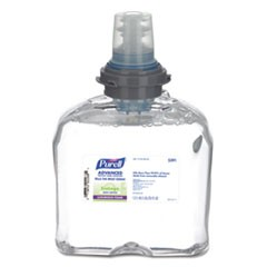 TFX Green Certified Instant Hand Sanitizer Foam Refill, 1200mL, Clear