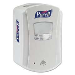 LTX-7 Touch-Free Dispenser, 700mL, White